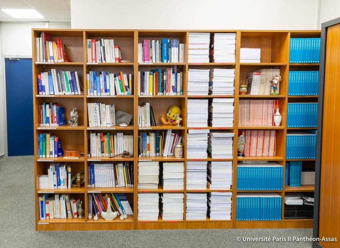 Bibliothèque du MJCCT
