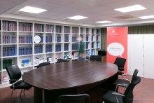 Salle de conférence du laboratoire de droit social